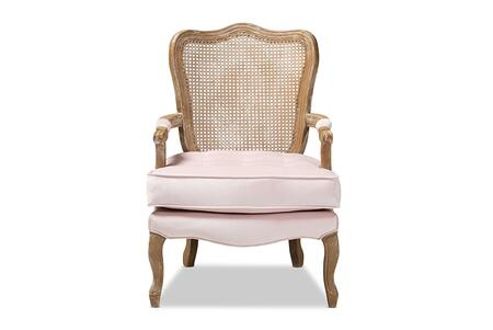 Wholesale Interiors Vallea TSF7764-LIGHT PINK-CC front