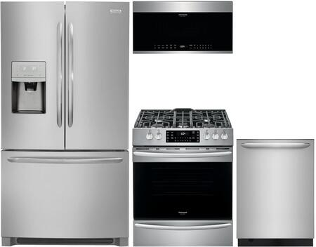 Frigidaire 916923 Gallery Kitchen Appliance Packages | Appliances ...