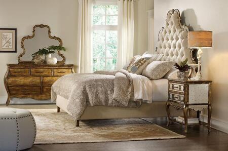 Hooker Furniture 301690850drmrns Sanctuary Queen Bedroom Set