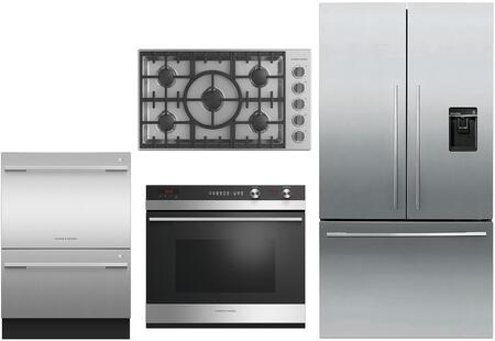Fisher Paykel 736487 Kitchen Appliance Packages