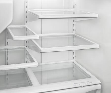 Amana Afi2539erw 36 Inch White French Door Refrigerator