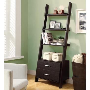 Monarch I2542  Wood 4 Shelves Bookcase