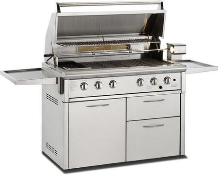 OCI OCIE48BQARL Built In Grill, in Stainless Steel