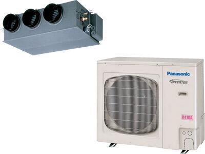 Panasonic 26PSF1U6 Mini Split Air Conditioner Cooling Area,