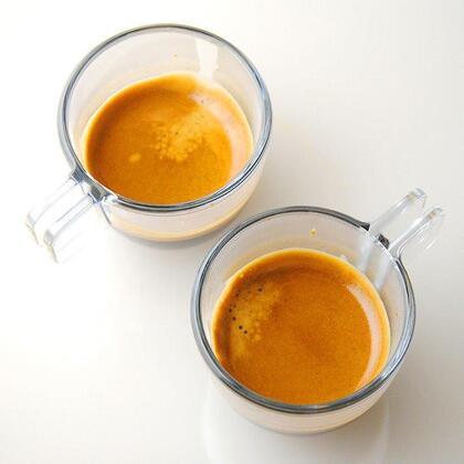 handpresso outdoor cups with espresso