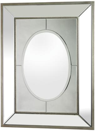 Sterling 11483 Haverhill Series Rectangle Portrait Wall Mirror