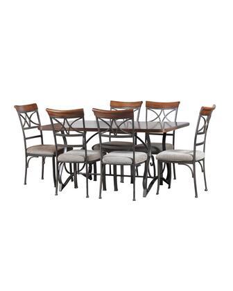Powell 14D2014M Hamilton Rectangle Dining Set