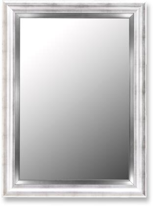 Hitchcock Butterfield 208102 Cameo Series Rectangular Both Wall Mirror