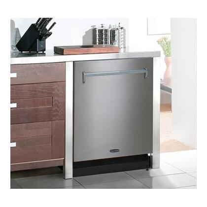 Heartland HLPDW1SS Paragon Series Built-In Fully Integrated Dishwasher with in Stainless Steel