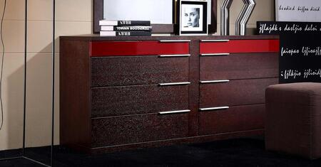 VIG Furniture VGWCRIMINID Modrest Rimini Series Veneers Dresser