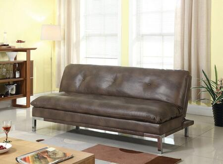Coaster 300681 Futons Series Convertible Sofa