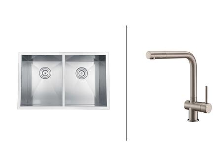 Ruvati RVC2335 Kitchen Sink