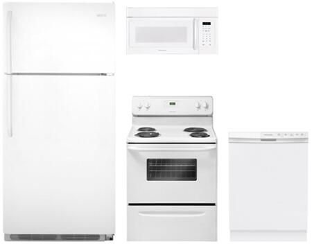 Frigidaire 732050 Kitchen Appliance Packages