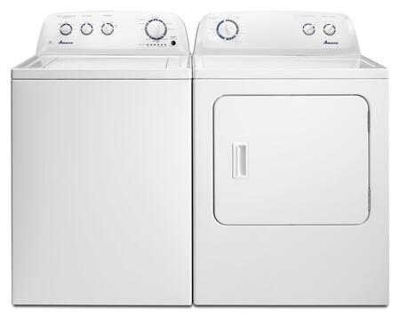 Amana 657800 Washer and Dryer Combos