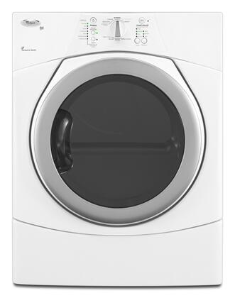 Whirlpool Wed9150ww Duet Series Electric Dryer In White