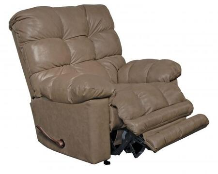 Catnapper 47762128318308318 Piazza Series Leather Metal Frame  Recliners