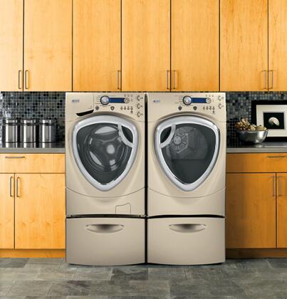 Ge Dpvh880ejmg Electric Dryer With Appliances Connection