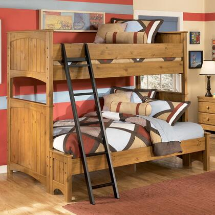 Signature Design by Ashley B2330582095B100008094B10012 Stages Series  Twin/Full Size Bunk Bed