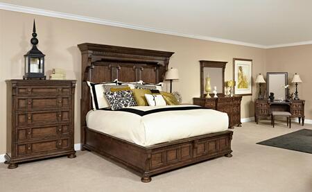 Broyhill 4912QMBCDMVS Lyla Queen Bedroom Sets