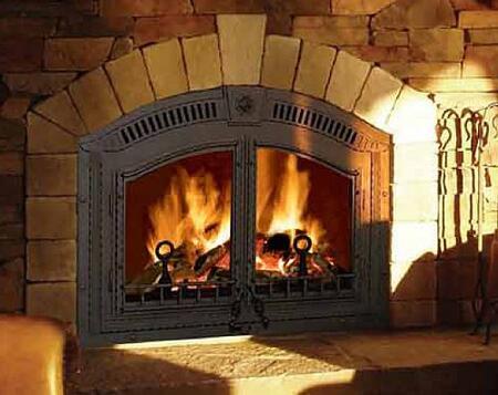 Napoleon NZ6000  Woodburning Fireplace