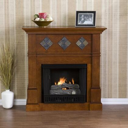 Southern Enterprises FA9212G Monticello Series  Gel Fuel Fireplace