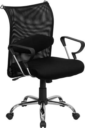 "Flash Furniture BT2905GG 23.75"" Contemporary Office Chair"