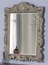 Yuan Tai OD4460M Odette Series Rectangular Portrait Wall Mirror