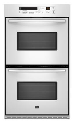 Maytag MEW7630WDW Double Wall Oven, in White