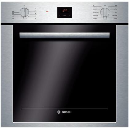 bosch hbe5451uc 24 inch stainless steel single wall oven rh appliancesconnection com