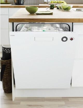 Asko D5424ADAB ADA Compliant Series Built-In Full Console Dishwasher