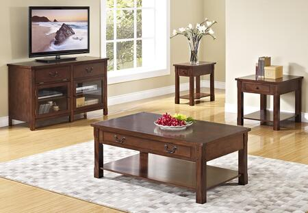 New Classic Home Furnishings 30706CEEC2 Corsica Living Room