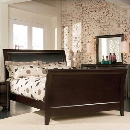 Coaster 200411KW Phoenix Series  California King Size Sleigh Bed