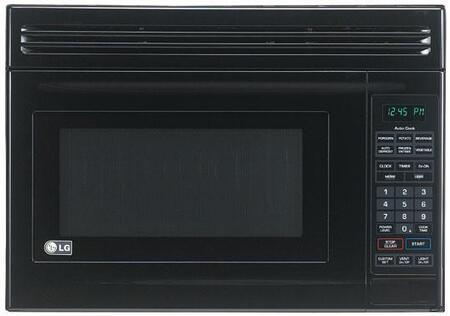 LG LMV1314B 1.3 cu. ft. Over the Range Microwave Oven with 130 CFM, 950 Cooking Watts, in Black