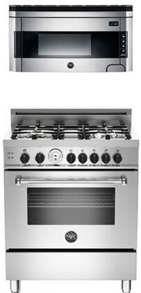 Bertazzoni 714928 Master Kitchen Appliance Packages