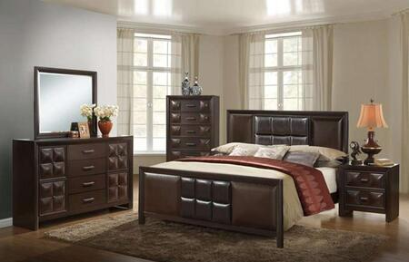 Simone Queen Bedroom Set