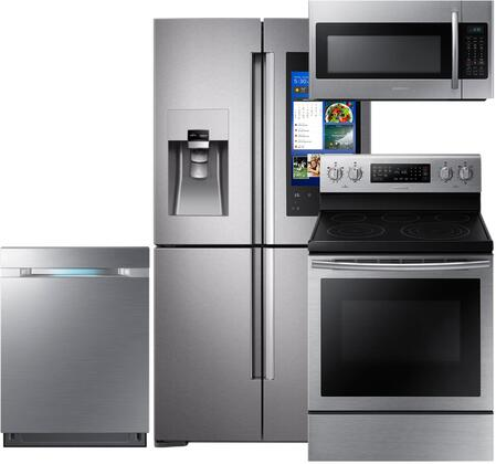 Samsung 754639 Kitchen Appliance Packages