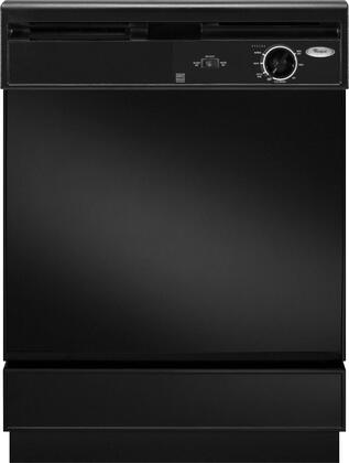 Whirlpool DU810SWPU  Built-In Full Console Dishwasher