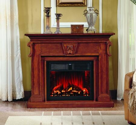 Lanza WF6216  Fireplace