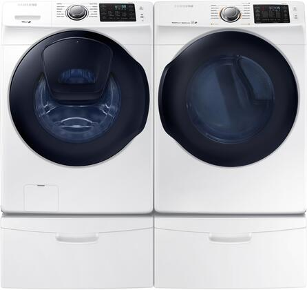 Samsung Appliance 691479 Washer and Dryer Combos
