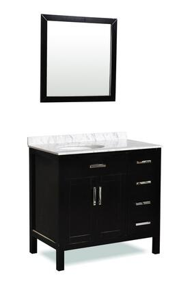 Belmont Decor ST10D436BLK