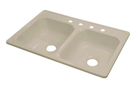 Lyons DKS02IDTB Kitchen Sink