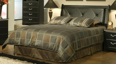 Sandberg 422II Cafe La Jolla Series  Full Size Sleigh Bed