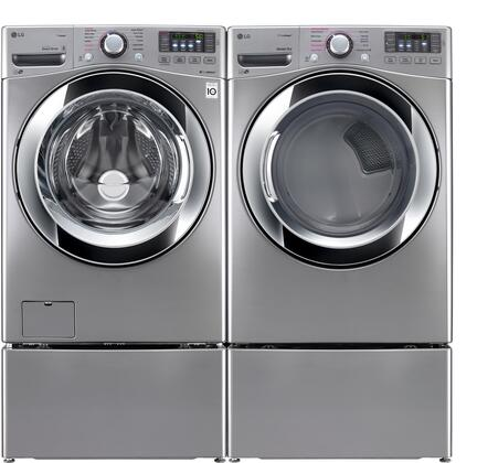 LG 706085 Washer and Dryer Combos