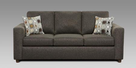 Chelsea Home Furniture 193604VO Talbot Series Chair Sleeper Fabric Sofa