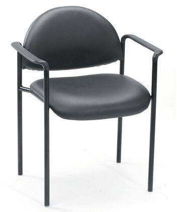 """Boss B9501CS 23.5"""" Contemporary Office Chair"""