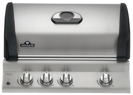 Napoleon BIM485RBNSS1 Built In Natural Gas Grill |Appliances Connection