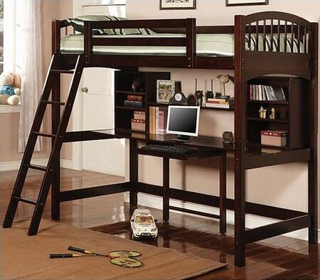 Coaster 460063  Twin Size Loft Bed