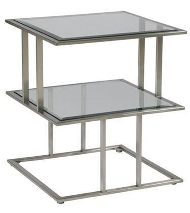 Allan Copley Designs 2080502 Contemporary Rectangular End Table