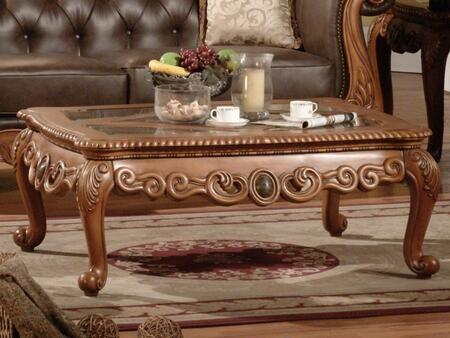 Meridian 268E Traditional Square End Table