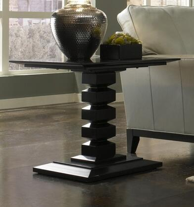 Broyhill 4444000 Perspectives Series Transitional Square End Table